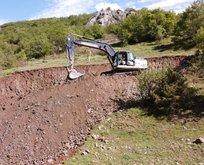 30 yıllık ihtiyacı karşılayacak barajın inşası başladı