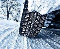 Sürücüler dikkat! Zorunlu kış lastiği uygulaması başlıyor