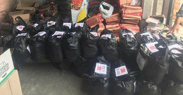 YTB'den Ukrayna'ya ramazan yardımı
