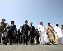 Bakar Akar'dan dünyaya Libya mesajı
