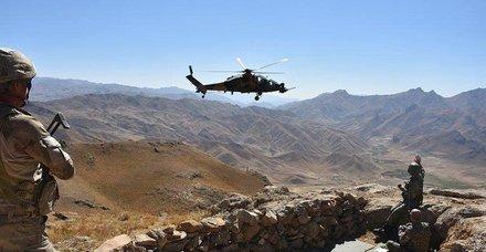 Son dakika: Şırnak Küpeli Dağı'nda 5 terörist etkisiz hale getirildi