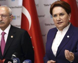 İYİ Parti-CHP ittifakında yeni çatlak! 'Defalarca görüştük ama...'