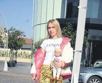 Aleyna'nın bebeği