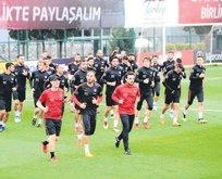 A Milliler İran maçı için hazırlıklarına başladı