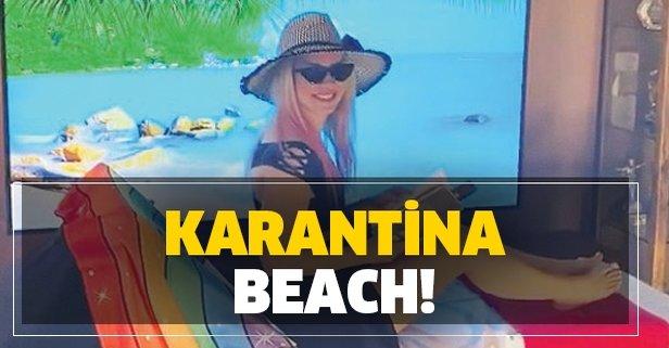 Karantina beach!