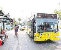 Toplu ulaşım ücretsiz