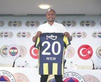 Ayew'in opsiyonu 15 milyon Euro