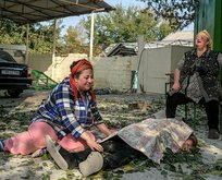 Azerbaycan'da sivil kaybı artıyor