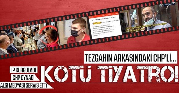 Meral Akeşener'in Hatay ziyaretinde 'Esnaf' tiyatrosu! İYİ Partililer kurguladı, CHP'liler oynadı! - Takvim