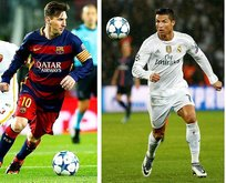 Messi mi Ronaldo mu? İşte sonuç...