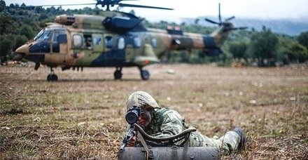 Son dakika: PKK'lı teröristlerin kullandığı 9 sığınak imha edildi