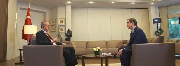 Cumhurbaşkanı Erdoğan Fransız basınına konuştu