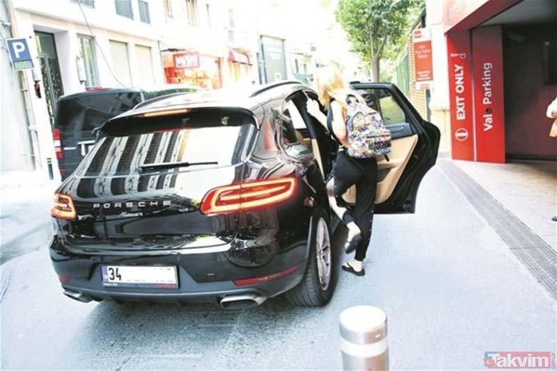 Aleyna Tilkinin 8 bin euroluk otomobili! Ünlülerin otomobilleri