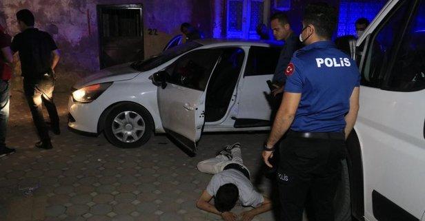 'Dur' ihtarına uymayan sürücüye ceza yağdı!
