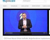 Turkcell'de videolu buluşma