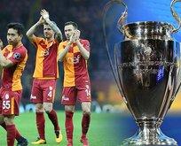 Galatasaray Şampiyonlar Ligi arenasına çıkıyor! Maç hangi kanalda?