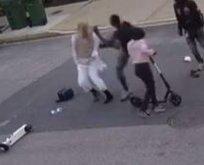 Korkunç görüntü... Müslüman diye sokak ortasında öldürdüler!