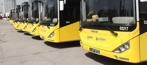 İETT bugün ücretsiz mi? 9 Eylül toplu taşıma bedava mı? Okulun ik günü otobüsler saat kaça kadar ücretsiz?