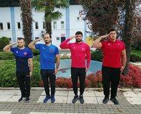 Rıza ve Taha Askeri Olimpiyat Oyunları'nda yarışacak