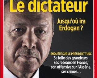Fransız medyasının hedefinde Erdoğan var
