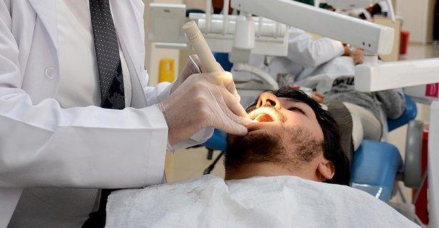 Ağız ve Diş Sağlığı taban puanları açıklandı mı?