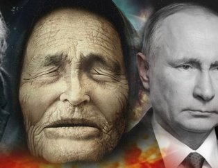 Baba Vanga'nın Türkiye kehanetleri korkunç! Hitler bile ondan akıl alıyordu... Suikastler ve felaketler...