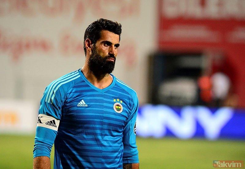 Fenerbahçeye yerli kaleci geliyor!