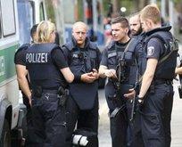 Almanya'da hamile başörtülü kadına saldırı