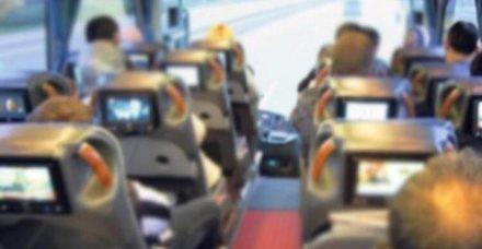 Otobüste iğrenç olay! Muavin her yerde aranıyor