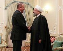 Tahran'da kritik görüşme