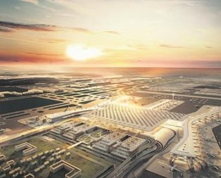 Yeni Havalimanı'nda yer kapma telaşı