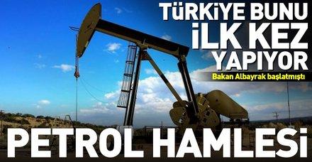Türkiye'den dev hamle! Petrol sahaları artık böyle tespit edilecek