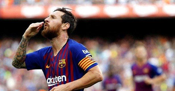 Messi'ye 12 yıl sonra büyük şok