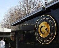 Türkiye'den ABD'ye YSK kararı yanıtı!