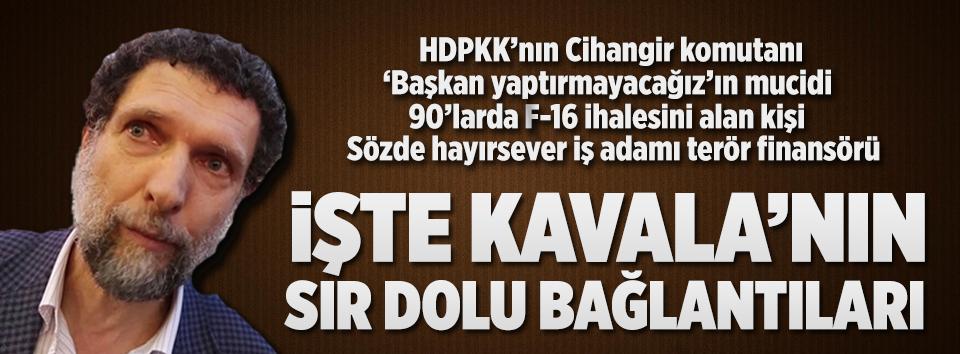 Osman Kavala'nın sır dolu bağlantıları