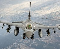 PKK'ya öldürücü vuruş! İHA'lar buldu, F-16'lar vurdu