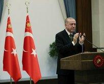 Başkan Erdoğan ilk defa açıkladı