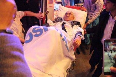 Şenol Güneş'i hastanede tedavi eden Prof. Dr. Yunus Aydın konuştu
