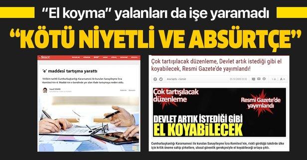 Bakan Varank'tan o iddialara yanıt: Absürtçe