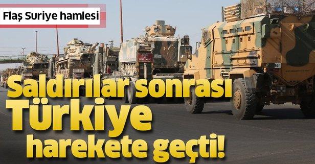 Saldırılar sonrası Türkiye'den flaş hamle!