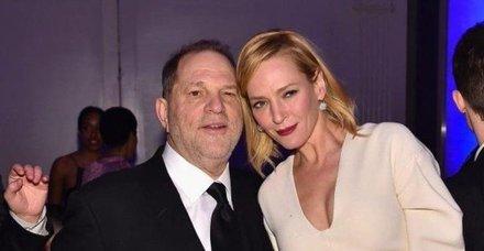 Uma Thurman ünlü yönetmenin cinsel tacizini anlattı