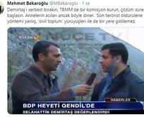 CHP skandallara doymuyor! Demirtaş'ın Kandil görüntülerini paylaşarak...