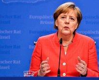 Merkel: Türkiye olağanüstü işler yapıyor
