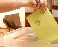 31 Mart YSK seçmen sorgulama ekranı