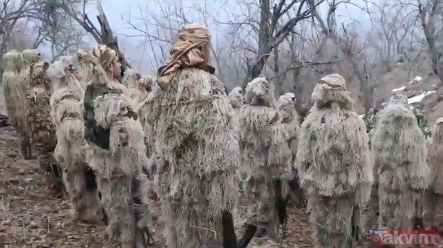 PKK'nın SİHA ve İHA korkusu bunu yaptırdı! Sözde Nevruz kutlamalarını bakın nasıl yaptılar! Görüntüler ifşa oldu!
