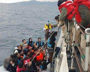 Muğla'da 63 düzensiz göçmen yakalandı