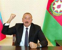 Aliyev: Bu da bizim Kurtuluş Savaşımız