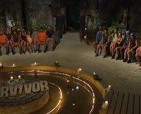 Survivor'da bu hafta kim elendi? Adadan kim gitti?