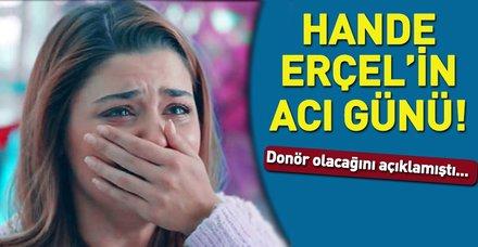 Hande Erçel'in annesi Aylin Erçel hayatını kaybetti!