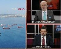 İstemezükçülere Kanal İstanbul dersi